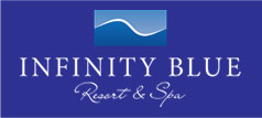 Resort Spa Infinity Blue - logotipo